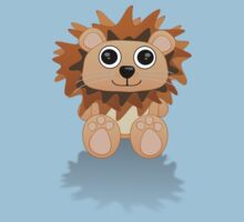 Bay-Bay Lion tee (Shadow) by BluAlien