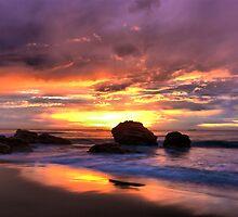 Redhead Beach by monkeyfoto