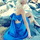 Blue Dress by fallenrosemedia