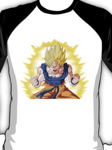 Train Insaiyan - Goku T-Shirt