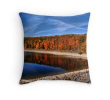 Autumn in Canada Throw Pillow