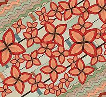 Southwest Floral by sklawunn