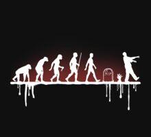 Evolution: Zombie by Ragcity