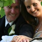 Wedding Rings - Mark & Fleur by Jeff D Photography
