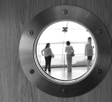 Porthole by Pete Costick