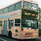 A SENIORS TOUR BUS IN ENGLAND by DIANEPEAREN