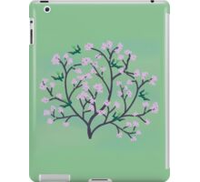 Cherry Blossoms and Birds iPad Case/Skin