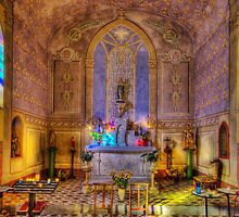 Notre Dame de Pitié by Patrick Morand