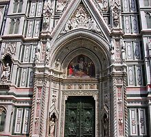 Cathedral of FIRENZE by bubblehex08