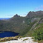 Cradle Mountain and Dove Lake - Tasmania by Ruth Durose