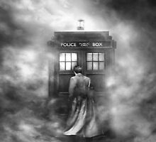 The Doctor in the Mist - Doctor Who Nerd by markomellark
