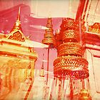 HOLGA in Trip Thailand: Grand Palace by jiblittle