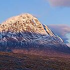 Buachaille Etive Mor, Highlands, Scotland by fineartphotos