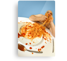 spaghetti good Canvas Print