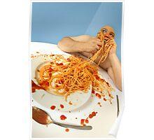 spaghetti good Poster