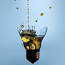 Bubbly Bulb by Andreas Stridsberg