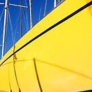 Boatyard yellow by secondcherry