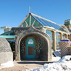 The Phoenix Earthship by CjbPhotography