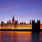 Houses of Parliament by Eric Flamant