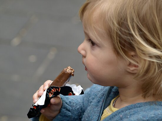 A MARS bar a day keeps the doctor away by MichaelBr
