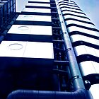Lloyds Building by Amanda White