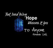 That Sound Brings Hope by CrowleysTardis