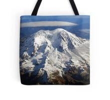 Majestic Mount Rainier Tote Bag