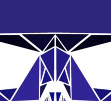 Crystal Skull (including tessellations) Sticker