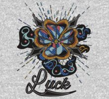 Patch and Stitch 4 Leaf Clover by creativenergy