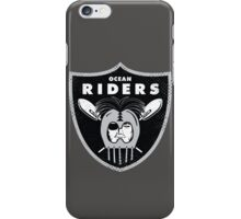 South Pacific Ocean Riders iPhone Case/Skin