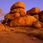 Devils Marbles by bettyb
