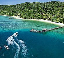 Gaya Island by Flaneganb