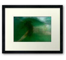 Undersea 11 Framed Print
