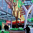 Queen St Mall, Brisbane (Version 2) by GaffaUK