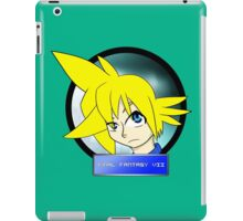 Cloud Strife FF7 iPad Case/Skin
