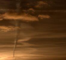 Sunset Pseudo Tornado by Anima Fotografie