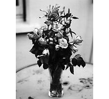 Flowers Of Romance Photographic Print