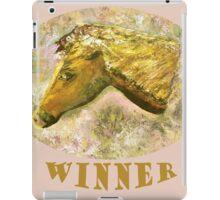 Winner 2 iPad Case/Skin