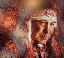 Indian Chief by hilarydougill