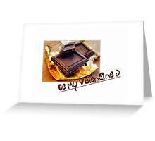 Chocolate Temptataion! Greeting Card