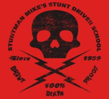 Stuntman Mike's Stunt Driver School by superiorgraphix