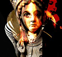 Kaleigh Illia 3 by Ronald Eller