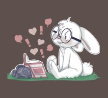 Dirty Bunny - Hearts and Exclamation Marks by SethIova