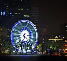 Wheel Of Perth  by EOS20