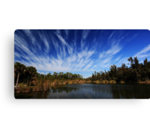 Lakes regional park Canvas Print
