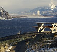 Kamloops Lake by Chris Wood