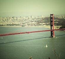 Golden Gate by LeGirl