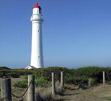 Aireys Inlet Lighthouse by Natasha Bennett