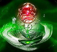 Crystal Ball by Steve  Woodman