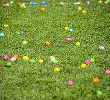Happy Easter! Bunny just have been here! by Actina